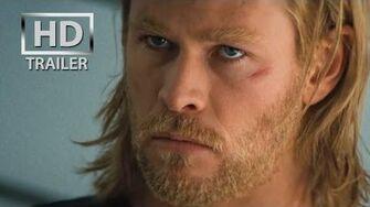 Thor OFFICIAL trailer 1 US (2011) 3D Marvel