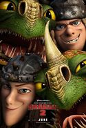 How to train your dragon two ver4