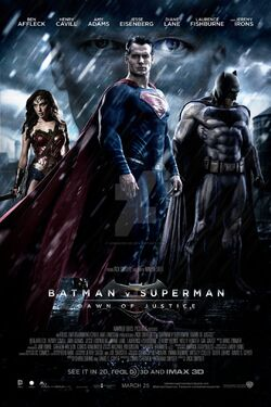 Batman v Superman Dawn of Justice2016