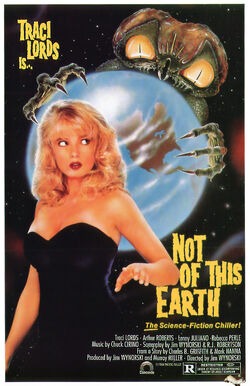 Not of This Earth 1988