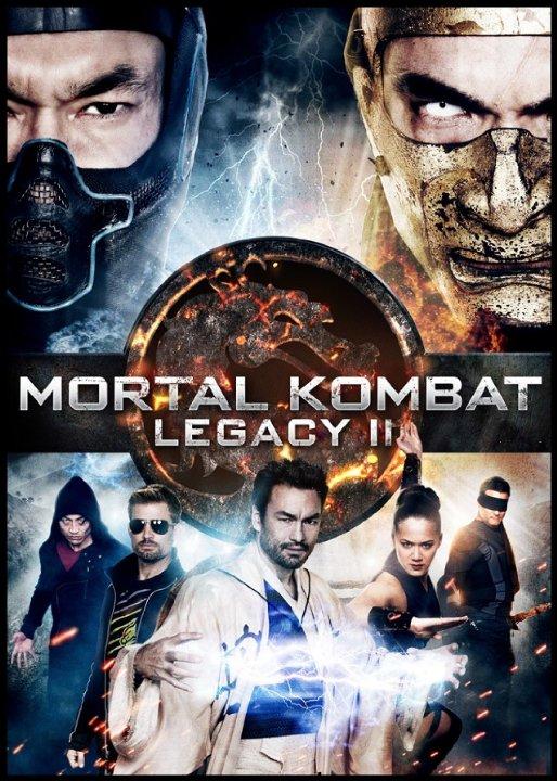 Mortal Kombat Legacy German