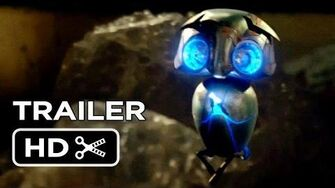 Earth To Echo Official Trailer 2 (2014) - Sci-Fi Adventure Movie HD