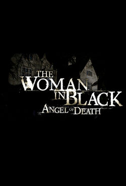 The Woman in Black Angel of Death