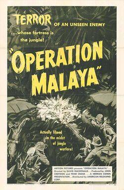 Operation Malaya