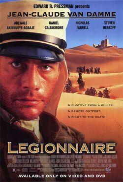 Legionnaire 1998