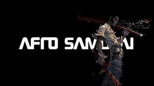 Afro Samuraitvmini