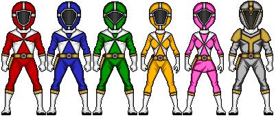 Power Rangers Tokusatsu Microheroes Wiki Fandom