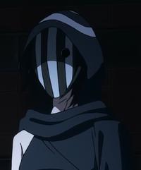 Kurona's mask Anime