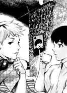 Kaneki & Hide novel