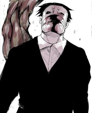 Yamori in Jack manga