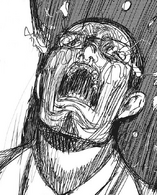 Matsuri mourns his father