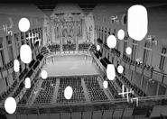 Zeum hall interior