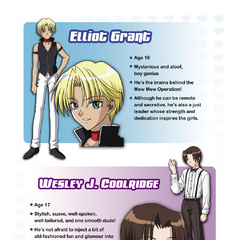 Elliot and Wesley's Info