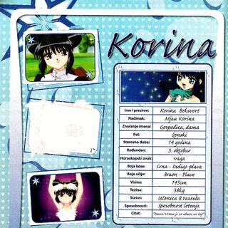 Corina's Serbian Info