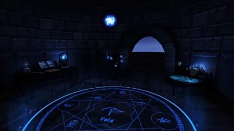Throne of Lies - Court Wizard Room (Night) - Immersive Screenshot Teaser