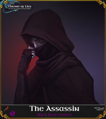 The Assassin-card