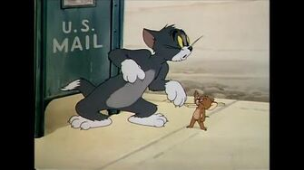 Tom and Jerry, 15 Episode - The Bodyguard (1944)