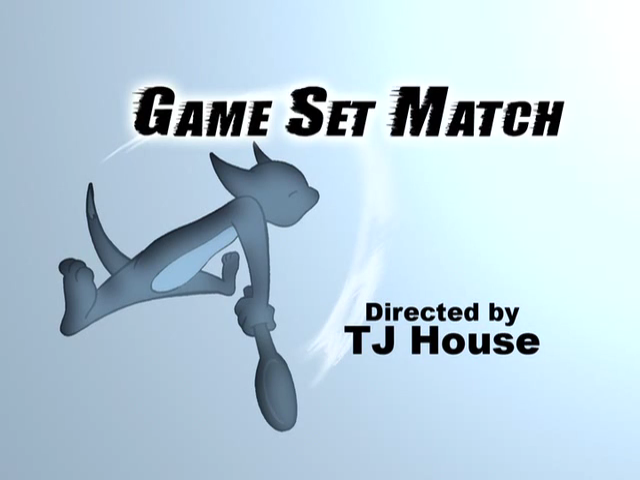 Game Set Match   Tom and Jerry Wiki   FANDOM powered by Wikia