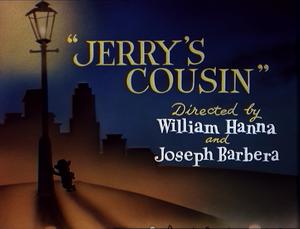 Jerrys Cousin Title