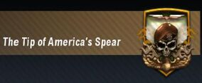 The Tip of America's Spear