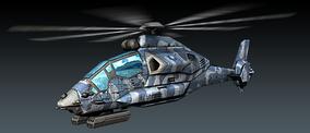 Gunship-PAH-6 Cheetah-EFEC