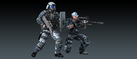 Riflemen-Kommandos-EFEC