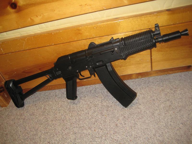 AKS-74U | Tom Clancy Wiki | Fandom powered by Wikia