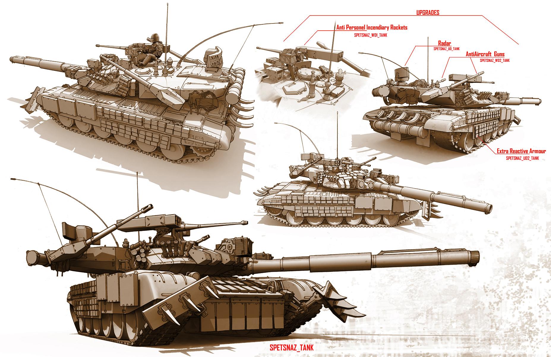 T-100 Artwork T 100 Ogre Endwar Wiki