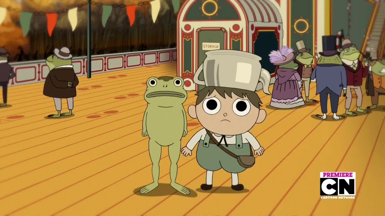 19 Thoughts I Had While Watching Over The Garden Wall Episode 6 That Cartoon Blog