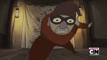 The Highway Man Over The Garden Wall Wiki