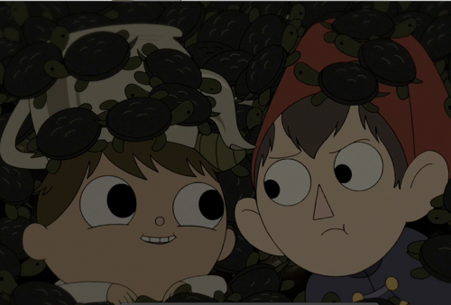 Black Turtles Over the Garden Wall Wiki FANDOM powered by Wikia
