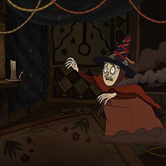 Adelaide S House Over The Garden Wall Wiki Fandom