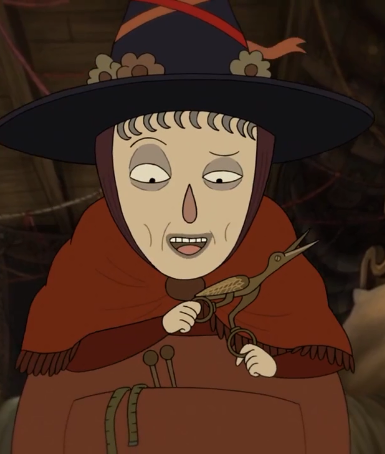 Adelaide 39 S Scissors Over The Garden Wall Wiki Fandom Powered By Wikia