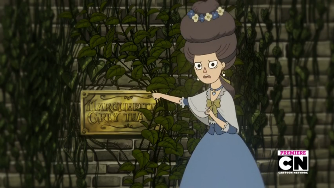 Margueritte Grey Over The Garden Wall Wiki Fandom Powered By Wikia