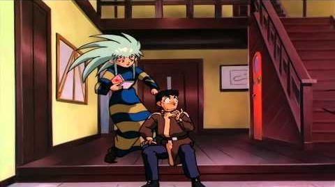 Toonami - Tenchi Muyo! Short Promo (1080p HD)