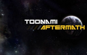 Toonami aftermath logo