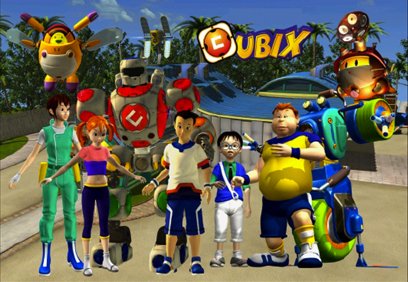 Cubix Robots For Everyone Toys : Image cubix toonami wiki fandom powered by wikia