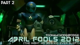 Toonami 2012 April Fools Hodgepodge Part 2