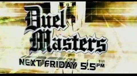 Toonami - Duel Masters Promo