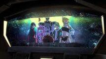 Akame Ga Kill - Toonami Bumpers