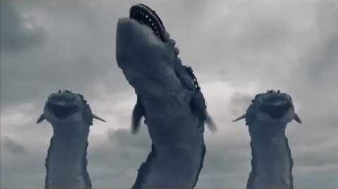 Sand Whale and Me E2 - Toonami Promo