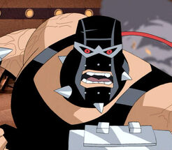 Bane (Mystery of Batwoman)