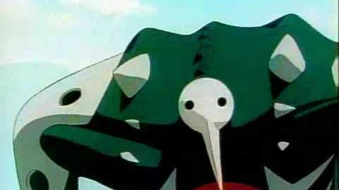 Toonami - Evangelion Intro (Giant Robot Week)