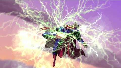 Justice League Starcrossed Short Toonami Promo (Blu-ray 1080p HD)