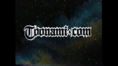 Gundam & TOM3 Statue Toonami Giveaway Promo