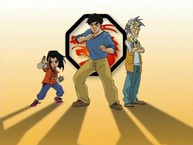 Jackie Chan Adventures...