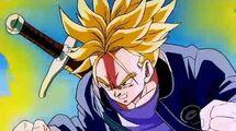 Toonami - History of Trunks DBZ Movies Intro
