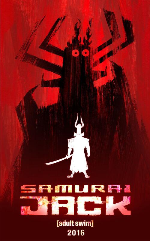 Samurai Jack 2016