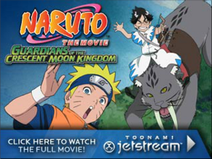 Naruto the Movie: Guardians of the Crescent Moon Kingdom | Toonami Wiki | Fandom powered by Wikia