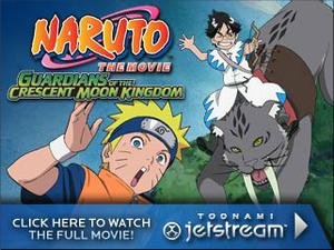 Naruto the Movie: Guardians of the Crescent Moon Kingdom | Toonami Wiki | Fandom powered by Wikia